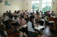 Los estudiantes de undécimo se preparan para las Pruebas Saber 11