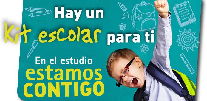 Entrega de  Kits escolares en convenio con COMFENALCO