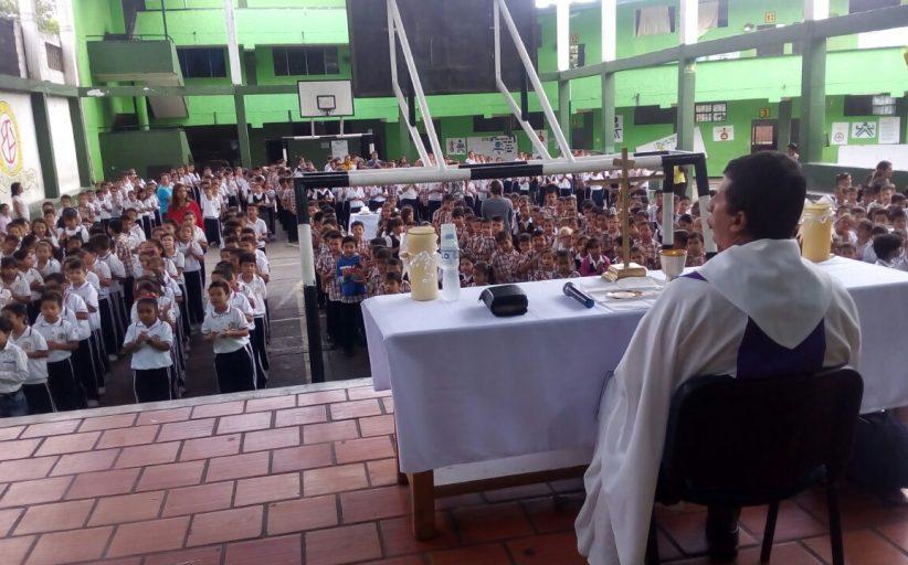 Celebración Eucarística Jornada Tarde Sede Principal