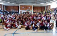 Inauguración de Juegos Interclases Jornada de la Mañana 2019