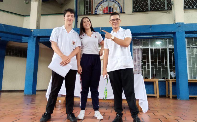 Se dio inicio a la cuaresma y presentan sus propuestas los candidatos al gobierno escolar 2020