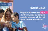 Familias de estrato 1 y 2 de Piedecuesta podrán acceder a Internet fijo desde 8.600 pesos mensuales