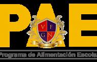 Quinta Entrega de mercados del Programa de Alimentación Escolar-PAE Miércoles 29 de julio y Jueves 30 de julio 2020