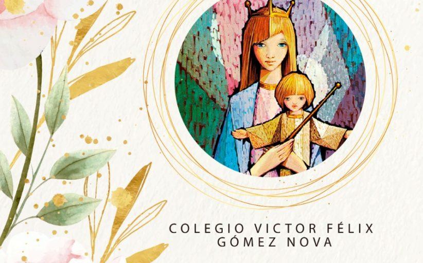 INVITACIÓN A CELEBRACIÓN EUCARISTICA MARÍA AUXILIADORA MAYO 24 6:00 PM