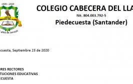 Colegio campeón en Cuarto Encuentro de MATEMÁTICA RECREATIVA VIRTUAL 2020
