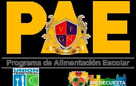 Primera entrega de mercados del Programa de Alimentación Escolar-PAE Martes 23 de Febrero y Miércoles 24 de Febrero 2021