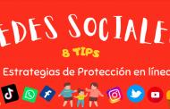 ESTRATEGIAS DE PROTECCIÓN CON REDES SOCIALES