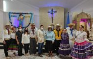 Consagración institucional a María Auxiliadora Mayo 24 de 2021